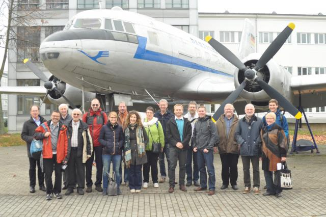 Visit to EFW Dresden